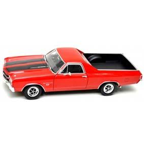 Chevrolet El Camino SS miniatura GM El Camino SS (1970) Welly escala 1/18