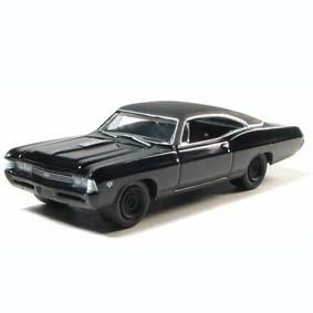 Chevrolet Impala SS (1967) carro similar do seriado Supernatural