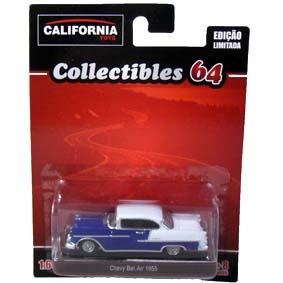 Chevy Bel Air (1955) Greenlight California Toys Collectibles escala 1/64