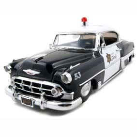Chevy Bel Air Police (1953)