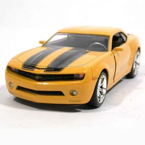 Chevy Camaro - Bumble Bee (2006) Transformers