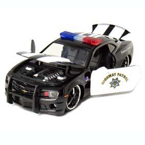 Chevy Camaro Highway Patrol Police (2010)