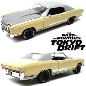 Chevy Monte Carlo Tokyo Drift (1970)