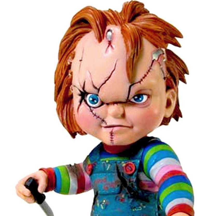 Childs Play (Brinquedo Assassino) Chucky Stylized Roto Figure - Mezco Toyz Action figures