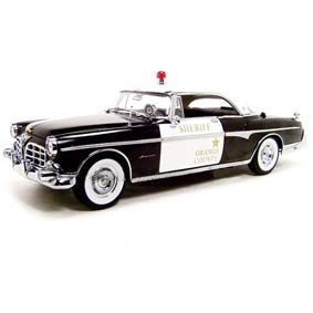 Chrysler Imperial Police - Polícia (1955)