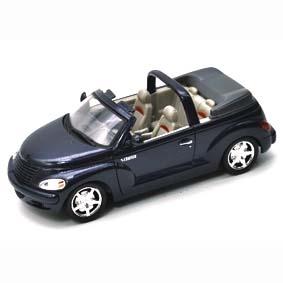 Chrysler Pt Cruiser conversível :: Miniatura da Motormax escala 1/24