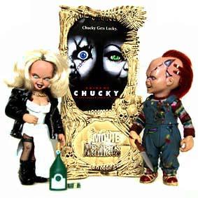 Chucky e Tiffany (aberto)