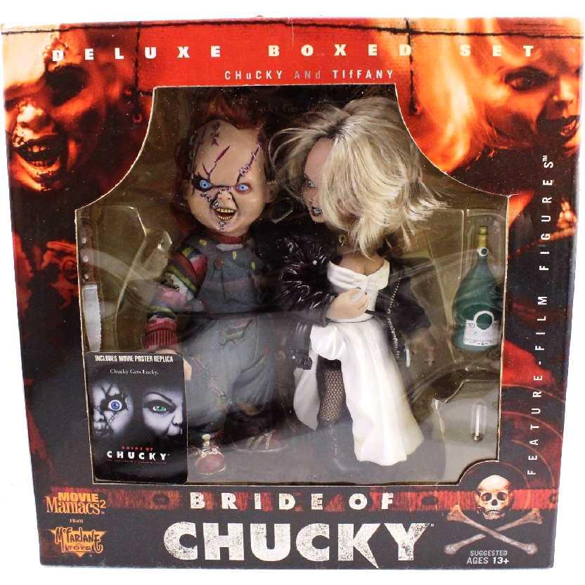 Chucky e Tiffany