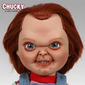 Chucky (Sideshow) sem acessórios - somente o boneco