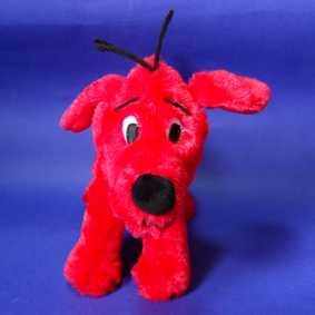 Clifford em pelúcia