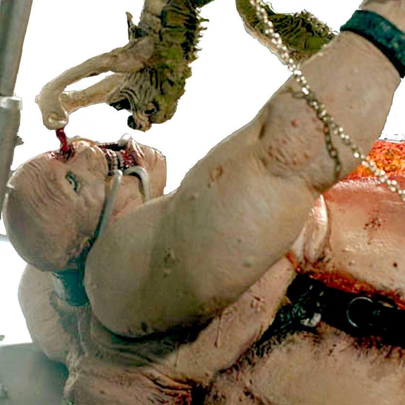 Clive Barkers Tortured Souls 2 Figure Feverish - McFarlane Toys action figures