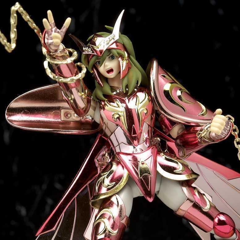 Cloth Myth 10th Anniversary - Shun de Andrômeda V4 (Bandai) Cavaleiros do Zodíaco