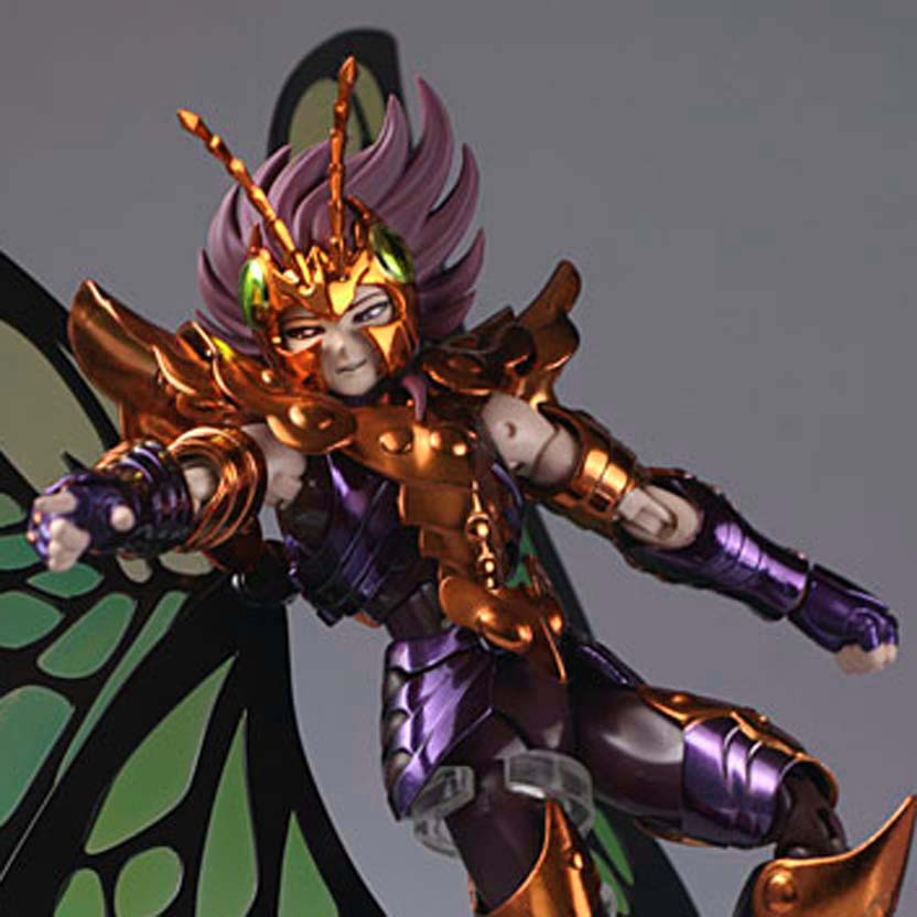 Cloth Myth Myu de Papillon (Cavaleiros do Zodíaco) Bandai Cloth Myth action figure