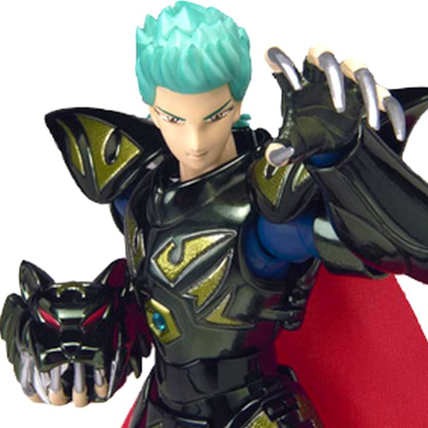 Cloth Myth Shido de Mizar Syd - Bandai Saint Seiya action figure