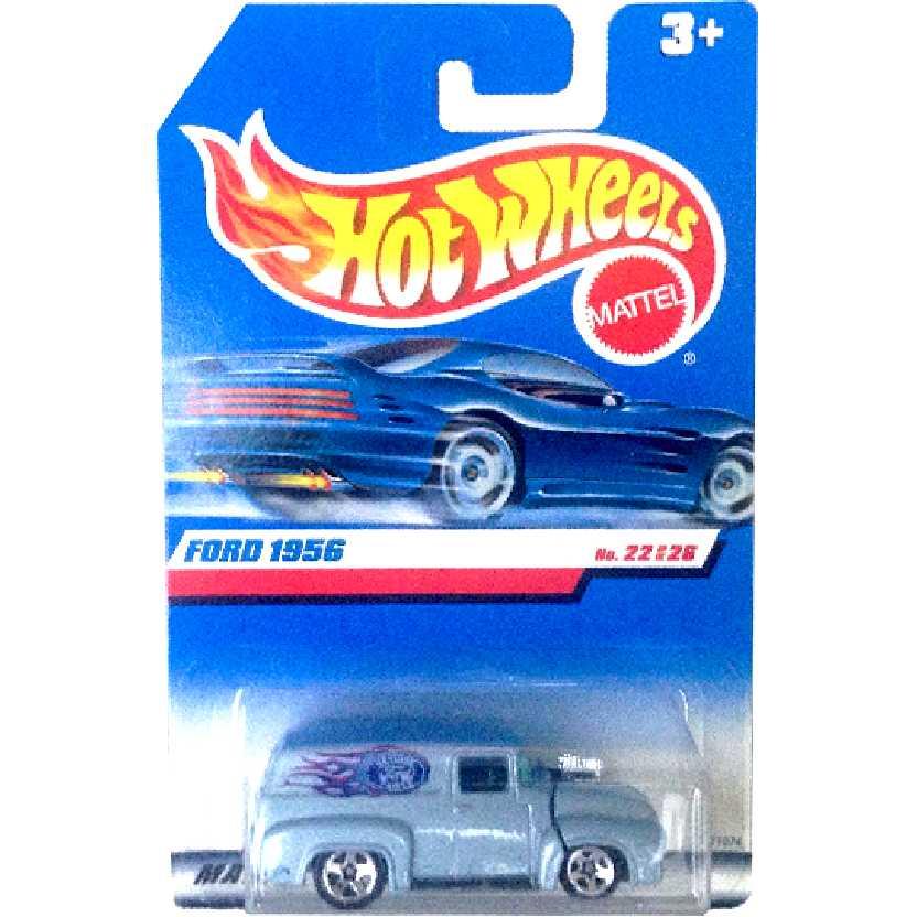 Coleção 1998 Ford Panel Truck 1956 series 22/26 21074 escala 1/64