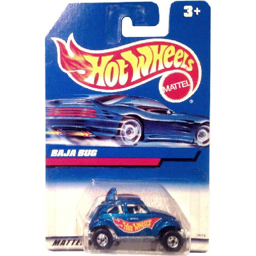 Coleção 1998 Hot Wheels Baja Bug (Fusca Baja) 19713 escala 1/64
