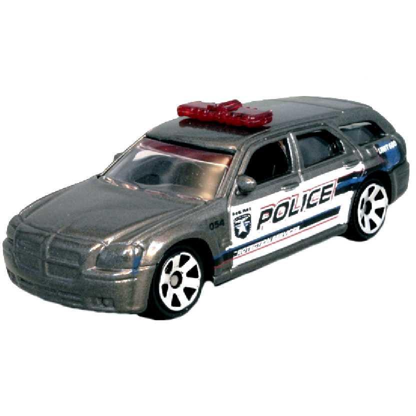 Coleção 2006 Matchbox Dodge Magnum Police  38 K2611 escala 1 64 ... 0aede25ea0