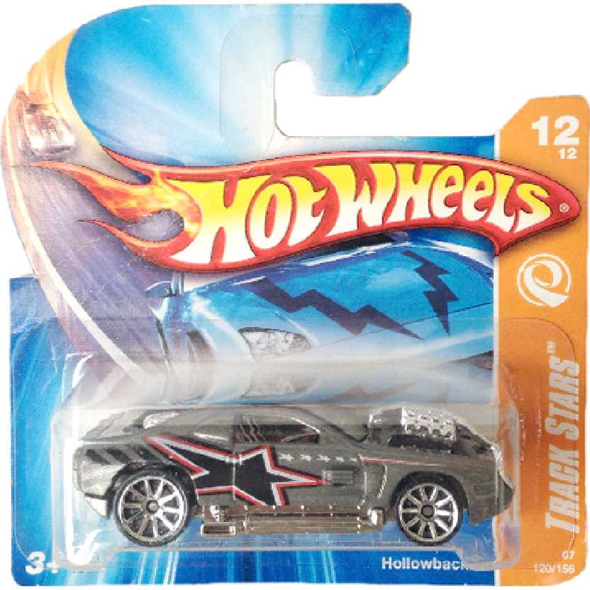 Coleção 2007 Hot Wheels Hollowback series 12/12 120/156 K7611 escala 1/64
