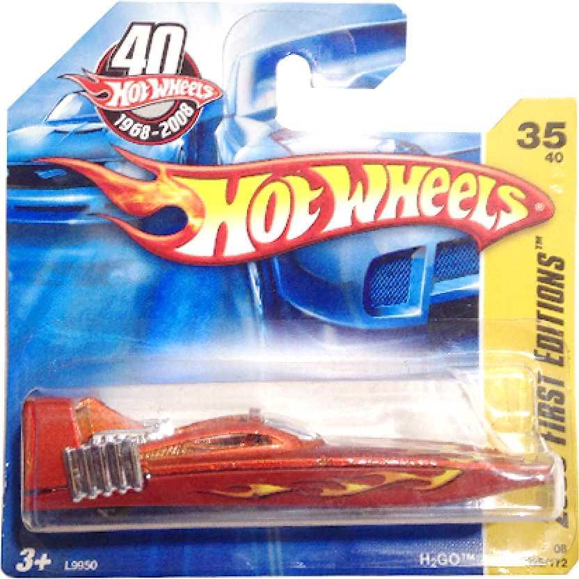 Coleção 2008 Hot Wheels H2GO series 35/40 035/172 L9950 escala 1/64