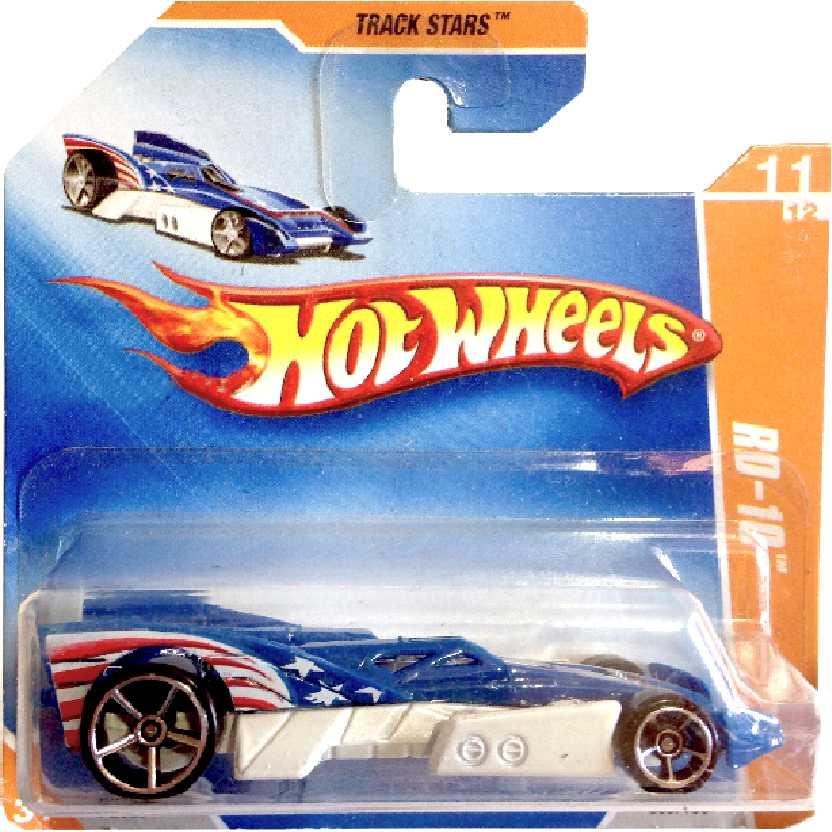 Coleção 2009 Hot Wheels RD-10 series 11/12 065/166 P2385 escala 1/64
