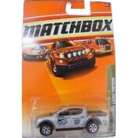 Coleção 2010 Carrinho Matchbox Pick Up Mitsubishi L200/Triton Lake Shawzee