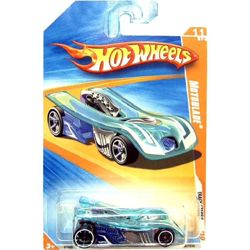 Coleção 2010 Hot Wheels Motoblade series 11/12 075/214 R7468 escala 1/64