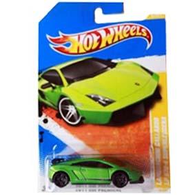 Coleção 2011 Hot Wheels Lamborghini Gallardo LP 570-4 Superleggera 9/244