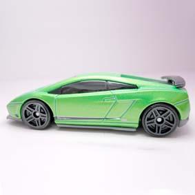 cole o 2011 hot wheels lamborghini gallardo lp 570 4 superleggera 9 244 ar. Black Bedroom Furniture Sets. Home Design Ideas