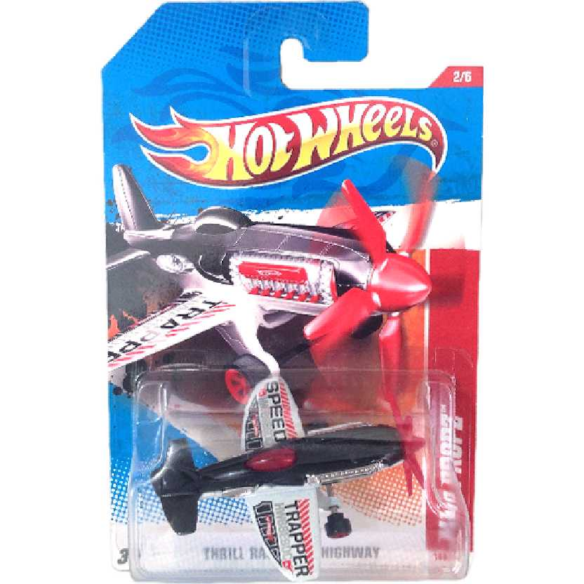 Coleção 2011 Hot Wheels Mad Propz series 2/6 188/244 T9895 escala 1/64