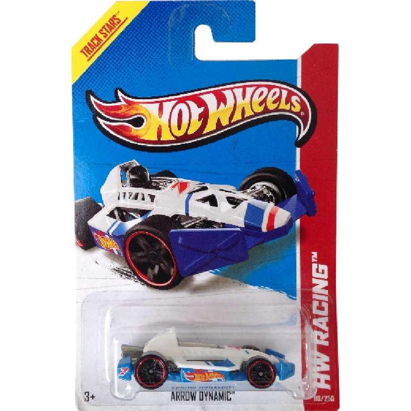 Coleção 2013 Hot Wheels Arrow Dynamic series 110/250 X1933 escala 1/64
