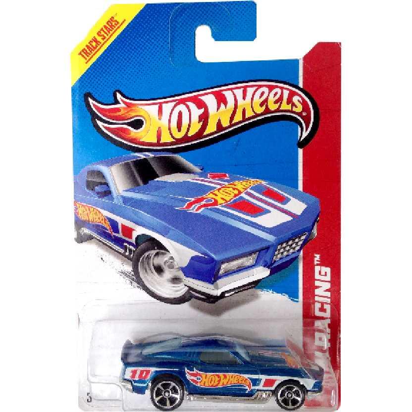 Coleção 2013 Hot Wheels Blvd. Bruiser series 108/250 X1745 escala 1/64