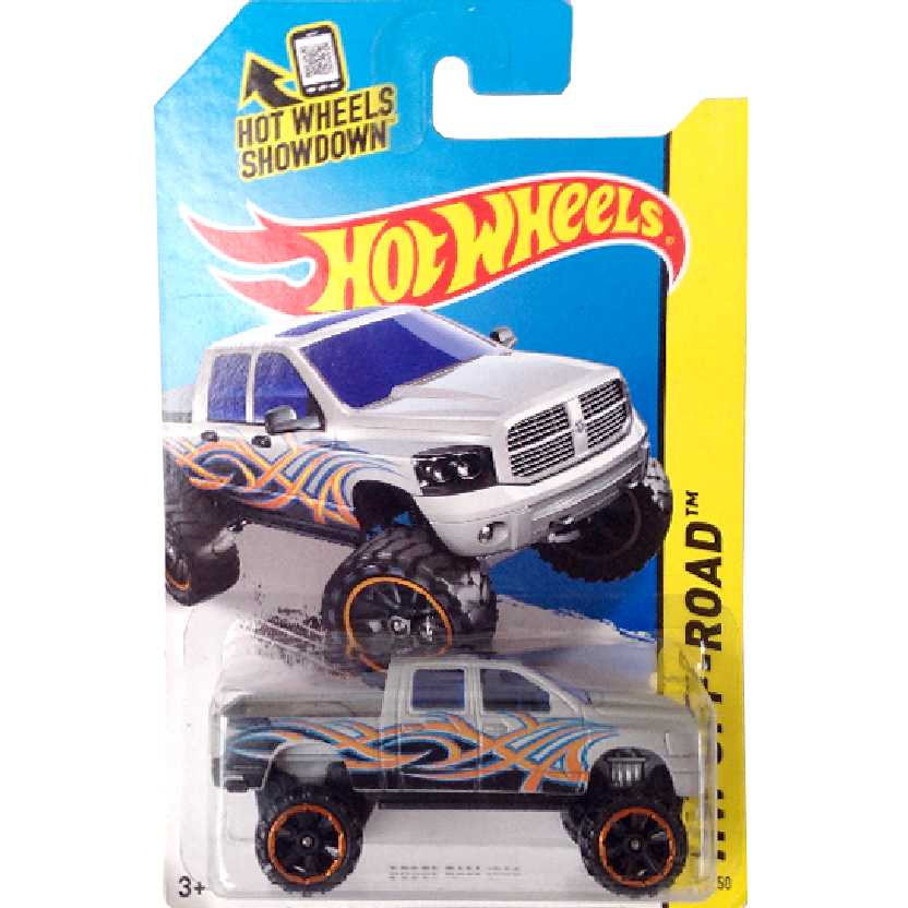 Coleção 2014 Hot Wheels Dodge Ram 1500 series 133/250 BFF68 escala 1/64