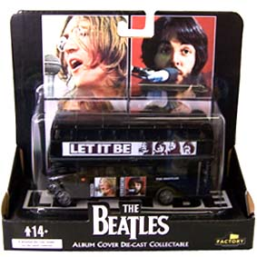 Coleção Beatles Ônibus de Londres :: Disco Let It Be Album