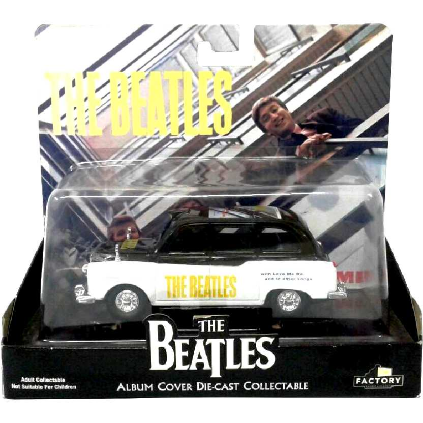 Coleção Beatles Taxi de Londres :: Album Please Please Me Famous Covers Collectable