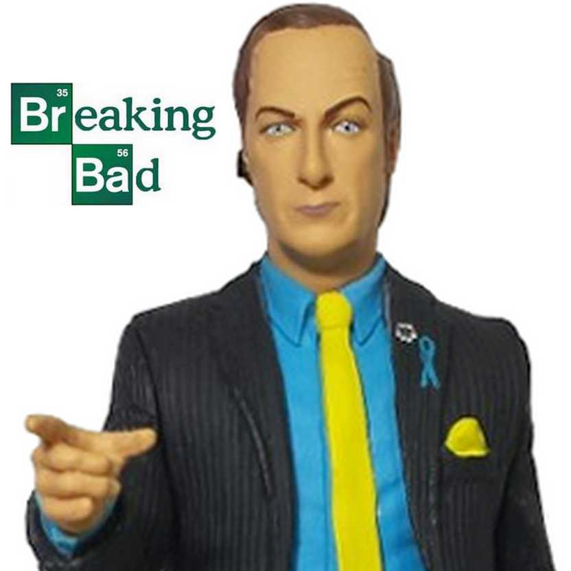 Coleção Breaking Bad Saul Goodman Mezco Toyz Actio Figure