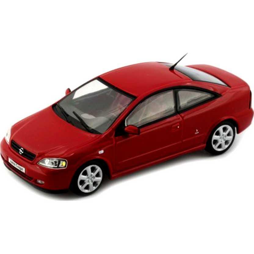 Coleção carros inesquecíveis do Brasil - Minichamps Chevrolet Astra Hatch (2000) Opel Coupé
