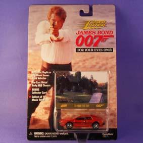 Coleção Carros James Bond 007 - Lotus Turbo 007 Somente para seus Olhos