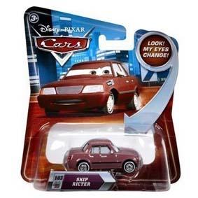 Coleção Cars Disney Hot Wheels (Carrinhos do Filme Carros) Skip Ricter #103