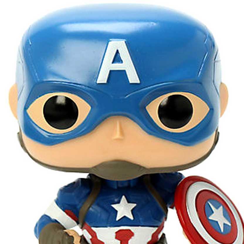 Coleção Funko POP! Captain America (Capitão América) Avengers Age of Ultron número 67
