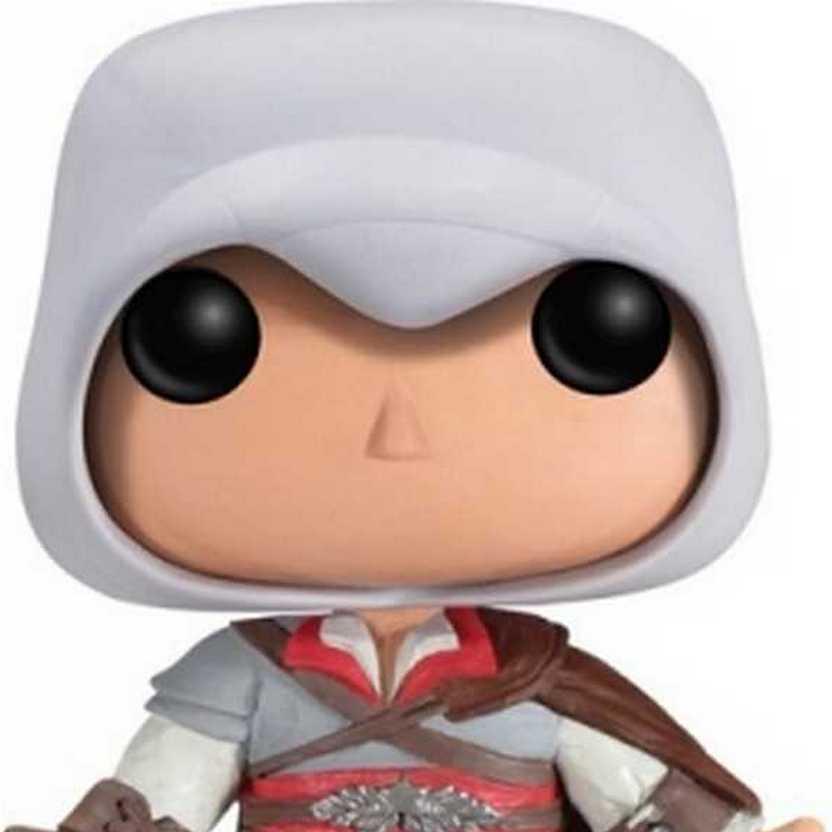 Coleção Funko Pop! Ezio Assassins Creed II Vinil figure número 21 comprar no Brasil
