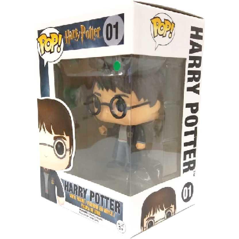 Coleção Funko POP! Harry Potter vinyl figure número 01 novo na caixa