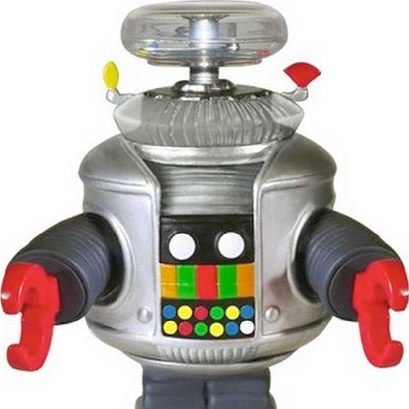 Coleção Funko Pop! Perdidos no Espaço Robô B-9 - Lost in Space Robot B9 figure número 92