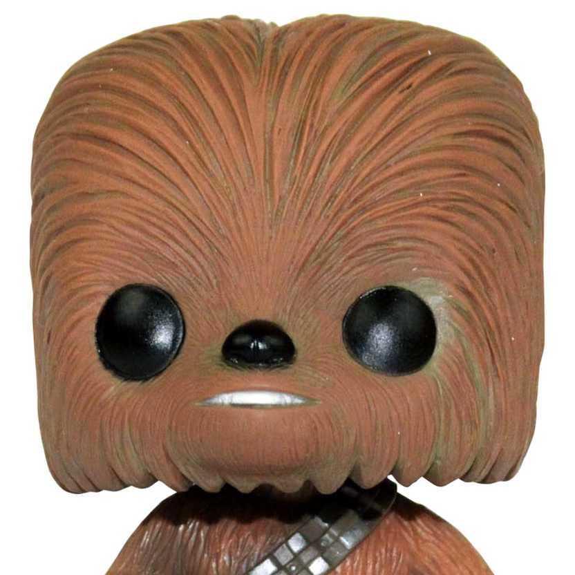 Coleção Funko Pop! Star Wars Chewbacca vinyl figure número 06 Guerra nas Estrelas
