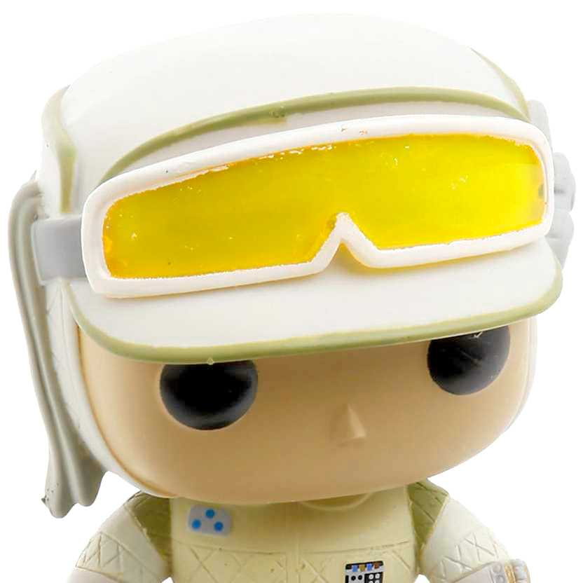 Coleção Funko Pop! Star Wars - Luke Skywalker Hoth Edition vinyl figure número 34