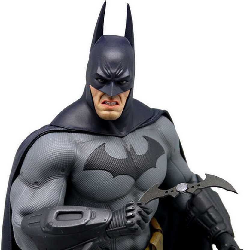 Coleção Hot Toys VGM 18 Batman: Arkham City escala 1/6