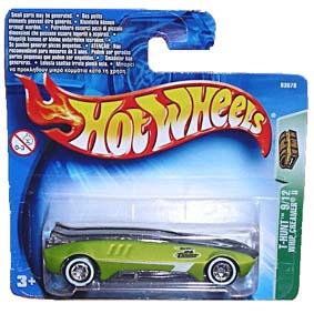 Coleção Hot Wheels 2004 Whip Creamer II T Hunt Series 109 (raridades HW) B3578