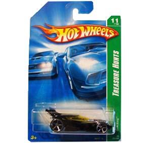 Coleção Hot Wheels 2008 T-Hunt Drift King M6977 series 11/12 171/196
