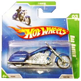 Coleção Hot Wheels 2009 Bad Bagger Super T Hunt$ Series 045 (raridades Hw) P2365