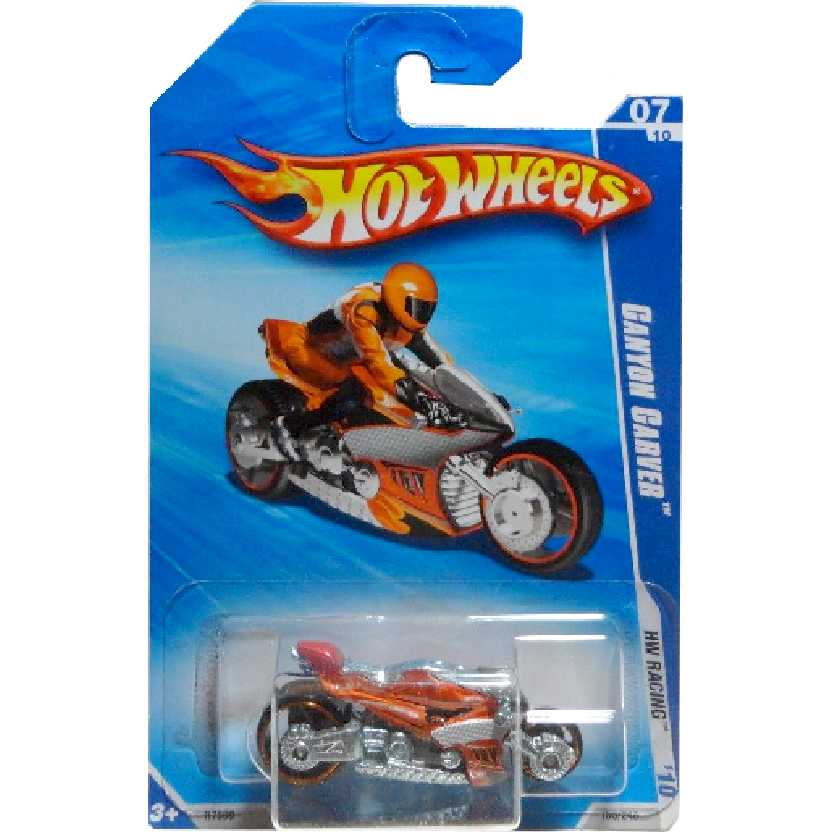 Coleção Hot Wheels 2010 Canyon Carver series 07/10 153/214 R7580 escala 1/64
