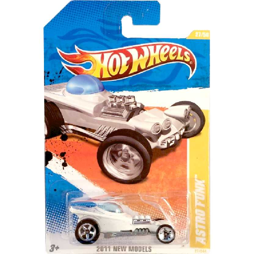 Coleção Hot Wheels 2011 Astro Funk series 27/50 27/244 T9667 escala 1/64